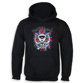 kapucnis pulóver férfi Motörhead - British Warpig - ROCK OFF, ROCK OFF, Motörhead