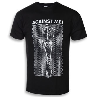 metál póló férfi Against Me! - Provision - KINGS ROAD, KINGS ROAD, Against Me!