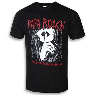 metál póló férfi Papa Roach - Bloody Hell - KINGS ROAD, KINGS ROAD, Papa Roach
