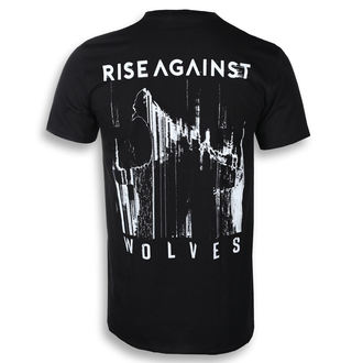 metál póló férfi Rise Against - Wolves Pocket - KINGS ROAD, KINGS ROAD, Rise Against