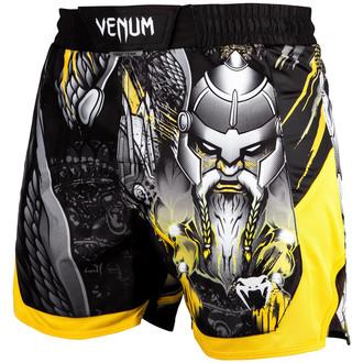Venum Férfi bokszoló rövidnadrág - Viking 2.0 - Fekete / Sárga, VENUM