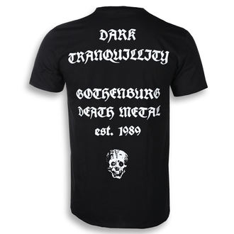 metál póló férfi Dark Tranquillity - Old Skool -, Dark Tranquillity
