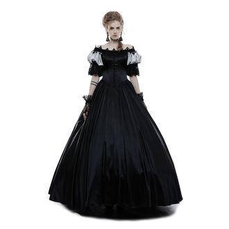PUNK RAVE Női Ruha (Esküvő/ talár)- Black Ruby Gothic, PUNK RAVE