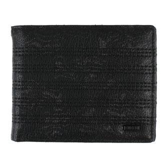 GLOBE pénztárca - Keelhaul - Fekete Fekete, GLOBE