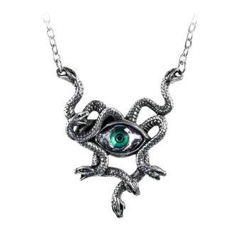 ALCHEMY GOTHIC Nyaklánc - Gorgon's Eye, ALCHEMY GOTHIC