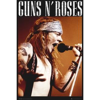 Guns N' Roses poszter - GB posters, GB posters, Guns N' Roses