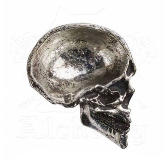 ALCHEMY GOTHIC Dekoráció (tál) - Skull, ALCHEMY GOTHIC