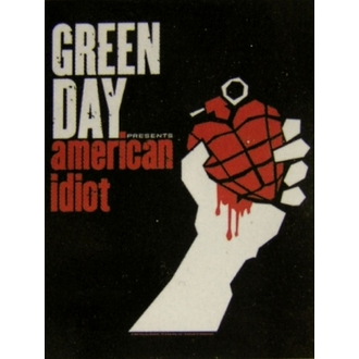 zászló Green Day - American Idiot - HFL0742