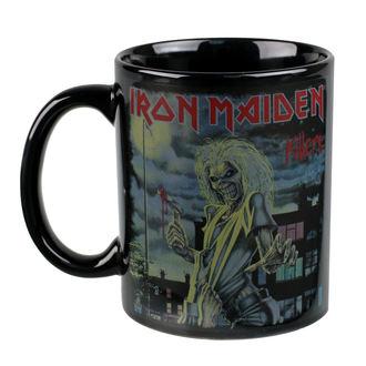 IRON MAIDEN Bögre - ROCK OFF, ROCK OFF, Iron Maiden
