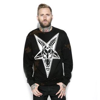pulóver (kapucni nélkül) férfi - Baphomet - BLACK CRAFT, BLACK CRAFT