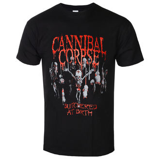 metál póló férfi Cannibal Corpse - Butchered At Birth - PLASTIC HEAD, PLASTIC HEAD, Cannibal Corpse