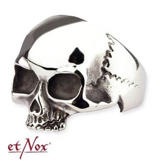 ETNOX gyűrű - Simple Skull, ETNOX