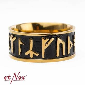 ETNOX gyűrű - Runes, ETNOX