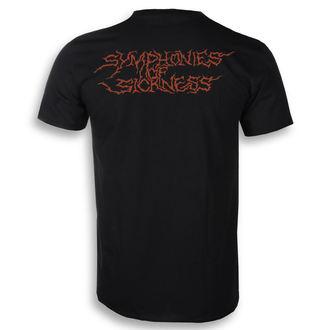 metál póló férfi Carcass - Symphonies of sickness - NUCLEAR BLAST, NUCLEAR BLAST, Carcass