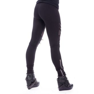 Chemical Black Női Leggings - INKA - FEKETE, CHEMICAL BLACK