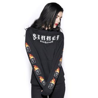 kapucnis pulóver férfi - Sinner - BLACK CRAFT, BLACK CRAFT