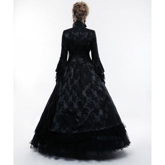 05d2cc0c636 PUNK RAVE Női Kabát - Black Ruby Gothic ball