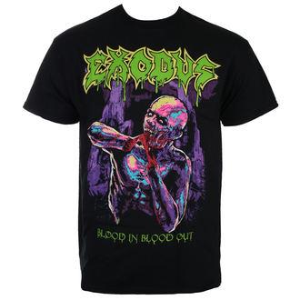 metál póló férfi Exodus - BLOOD IN BLOOD OUT- JSR - Just Say Rock, Just Say Rock, Exodus