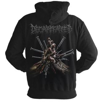 kapucnis pulóver férfi Decapitated - Anticult - NUCLEAR BLAST, NUCLEAR BLAST, Decapitated