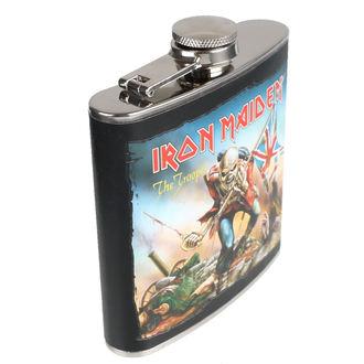 Iron Maiden flaska - Trooper, NNM, Iron Maiden