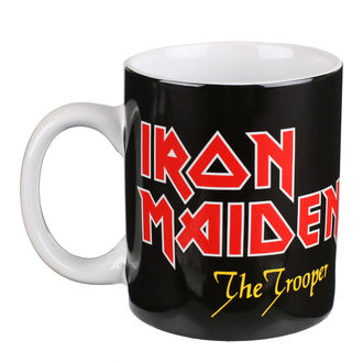 Iron Maiden Bögre - The Trooper, Iron Maiden