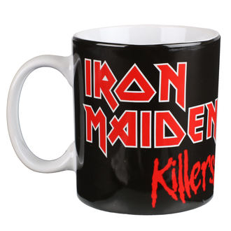 Iron Maiden Bögre  - Killers, Iron Maiden
