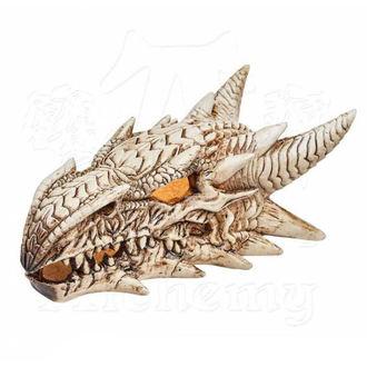 ALCHEMY GOTHIC Dekoráció - LED Dragon Skull, ALCHEMY GOTHIC