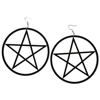 Luciferothica Fülbevaló - Huge Pentagram, LUCIFEROTHICA