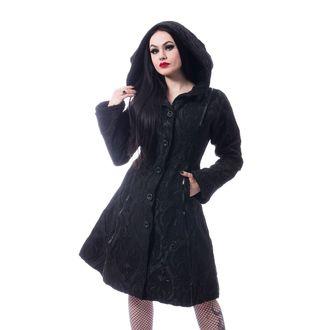 Poizen industries Női kabát - MANSION - FEKETE, POIZEN INDUSTRIES