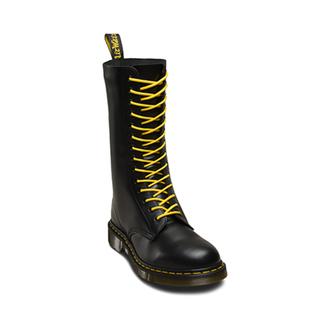 Dr. Martens Cipőfűző - 210cm (12-14x fűzőlyuk) - Sárga, Dr. Martens