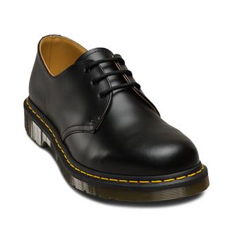Dr. Martens Cipőfűző - 65cm (3x fűzőlyuk) - Fekete, Dr. Martens