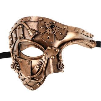 ZOELIBAT maszk - Steampunk-Halbmaske, ZOELIBAT