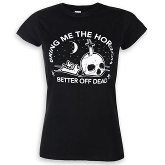metál póló női Bring Me The Horizon - Happy Song - ROCK OFF, ROCK OFF, Bring Me The Horizon