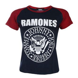 Női póló Ramones - Presidential Seal - ROCK OFF, ROCK OFF, Ramones