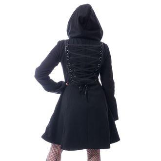 Poizen Industries Női kabát - MELINA - FEKETE, POIZEN INDUSTRIES