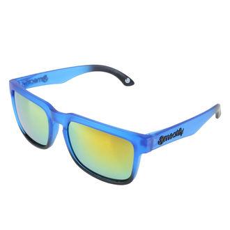 MEATFLY Napszemüveg - MEMPHIS - E - 4/17/55 - Kék Matt, MEATFLY