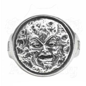 ALCHEMY GOTHIC Gyűrű - M'era Luna Moon, ALCHEMY GOTHIC