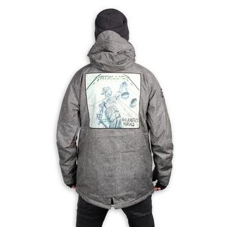 Téli dzseki (Snowboard) METALLICA x SESSIONS, SESSIONS, Metallica