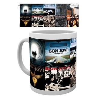 Bon Jovi Bögre - GB posters, GB posters, Bon Jovi