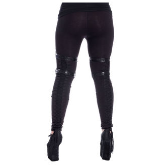 HEARTLESS Női Leggings - MIDNIGHT - FEKETE, HEARTLESS