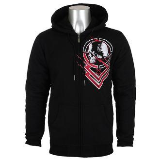 kapucnis pulóver férfi - SMIRCH SHERPA - METAL MULISHA, METAL MULISHA