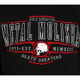 kapucnis pulóver férfi - SLICE - METAL MULISHA, METAL MULISHA