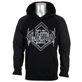 kapucnis pulóver férfi - ROCK - METAL MULISHA, METAL MULISHA
