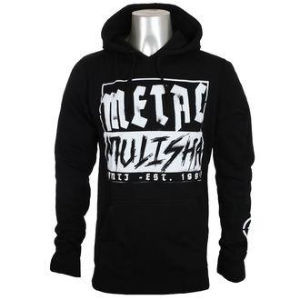 kapucnis pulóver férfi - BLOCK - METAL MULISHA, METAL MULISHA