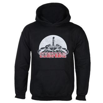 kapucnis pulóver férfi Scorpions - Logo - LOW FREQUENCY, LOW FREQUENCY, Scorpions