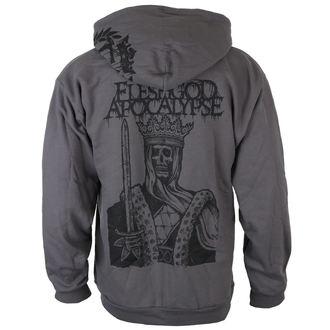 kapucnis pulóver férfi Fleshgod Apocalypse - EMBLEM - Just Say Rock, Just Say Rock, Fleshgod Apocalypse