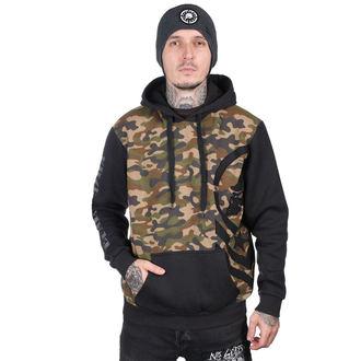 kapucnis pulóver férfi - FORCES - METAL MULISHA, METAL MULISHA