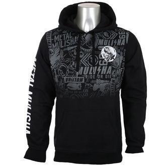 kapucnis pulóver férfi - LINK - METAL MULISHA, METAL MULISHA
