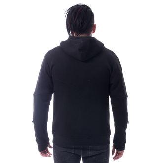 kapucnis pulóver férfi - MORTAL - HEARTLESS, HEARTLESS