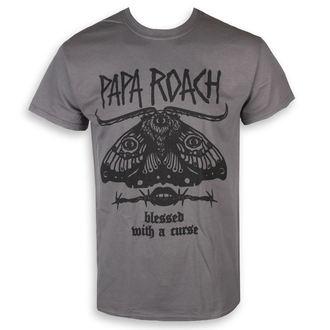 metál póló férfi Papa Roach - Blessed Curse - KINGS ROAD, KINGS ROAD, Papa Roach